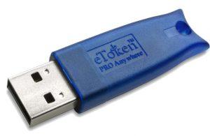 Aladdin eToken PRO Kriptografinė Laikmena - Elektroninio parašo instaliavimas, diegimas SoDra EDAS EGAS, CVP IS ir kitose sistemose