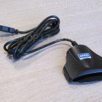 El. parašo skaitytuvas. ATK skaitytuvas. Omnikey smart card reader