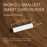 +ID skaitytuvas, Mažiausias elektroninio parašo skaitytuvas, ATK skaitytuvas
